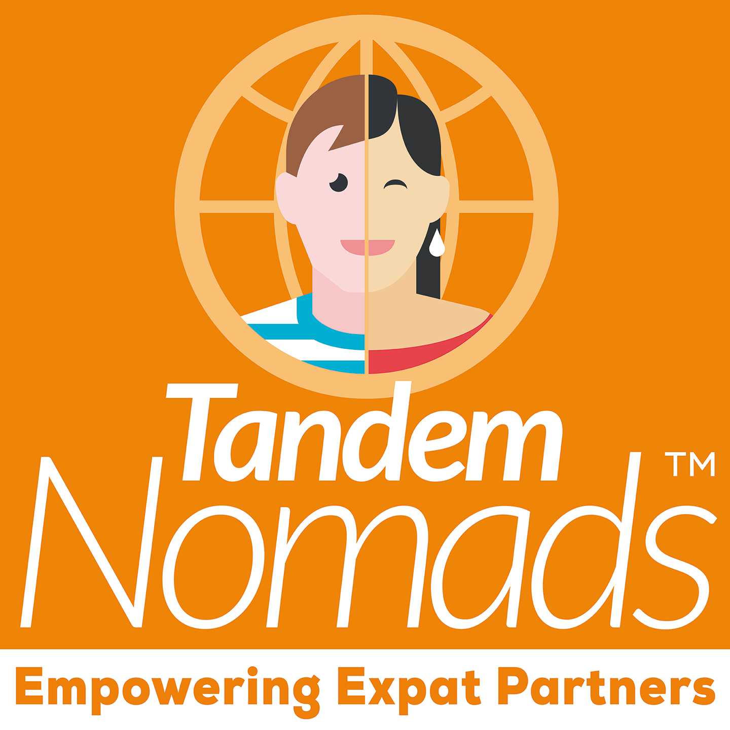 Tandem Nomads - Empowering Expat Partners : tips and inspiration to build a portable business and thrive abroad.