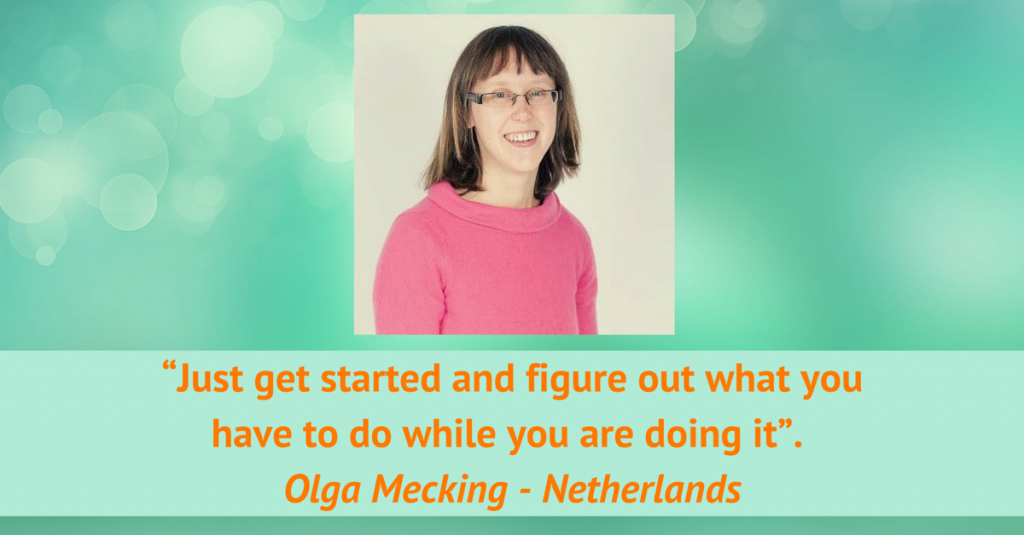 TN45 Journey of a young mom abroad, with Olga Mecking
