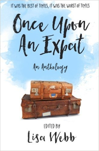 book cover once upon an expat 2