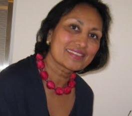 Rashmi Zimburg