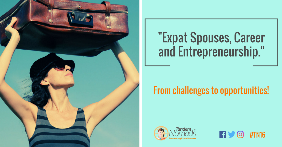 expat spouses, career, entrepreneurship
