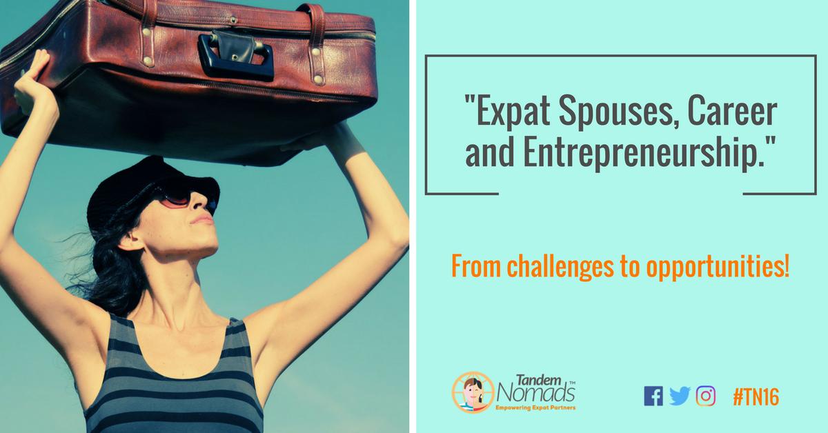 expat spouses, career, entrepreneurship
