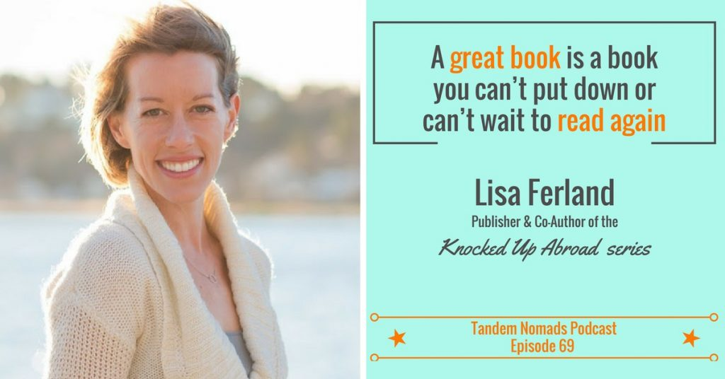 Lisa Ferland How to Self-publish and crowdfund your book