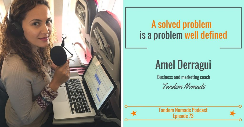 Tandem Nomads Episode 73 Expat Spouse Trailing Wife Career and Life advice