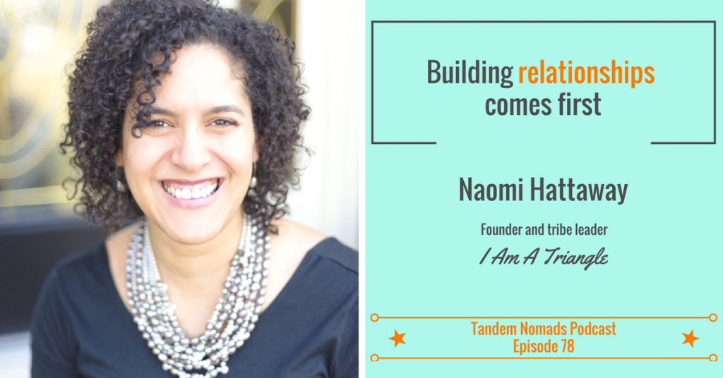 Build Powerful Community Naomi Hattaway