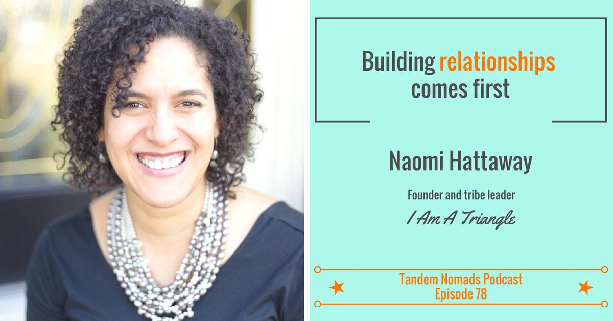 Build Powerful Community Naomi Hattaway