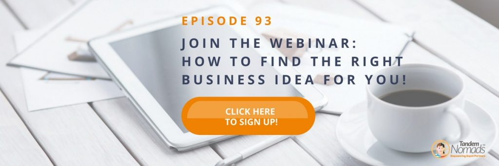 freebie 93 how to find the right business idea for you