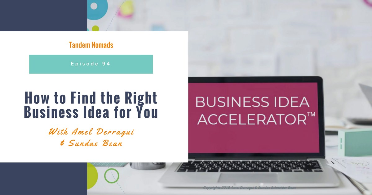 find right business idea for you