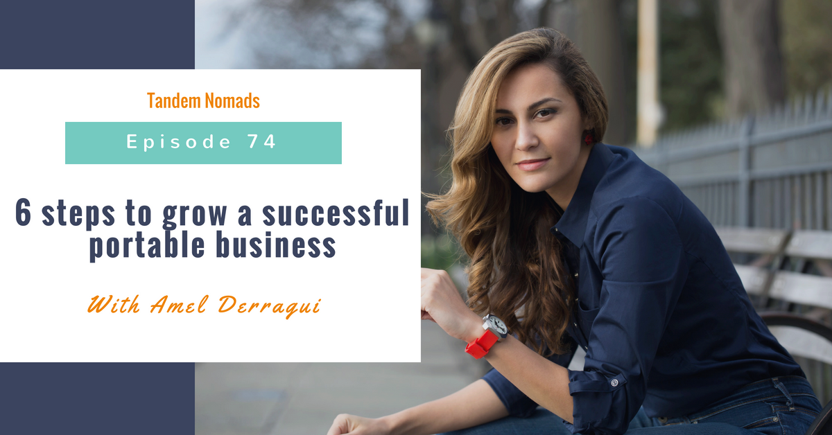 6 steps to grow a successful portable business