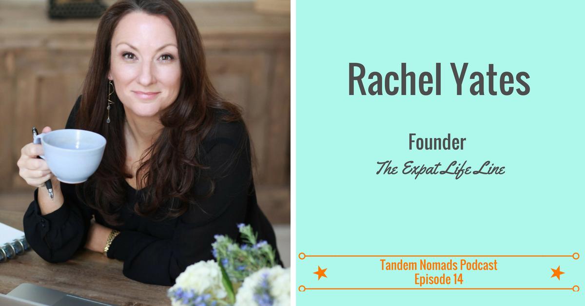 Ep14 Rachel Yates