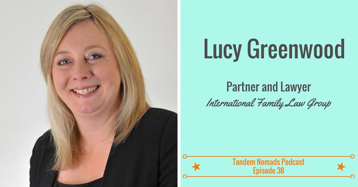 ep 38 Lucy Greenwood