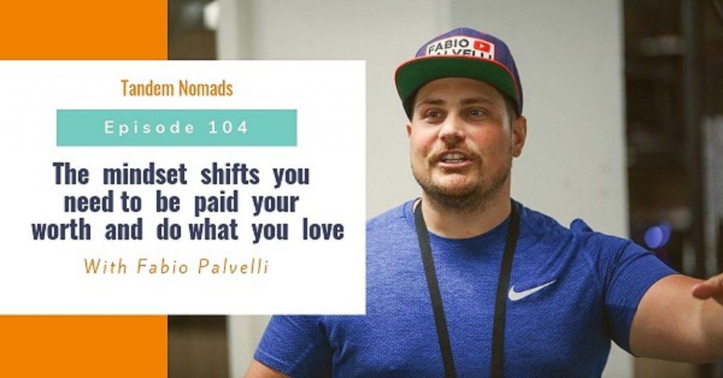 fabio palvelli tandem nomads podcast tn104