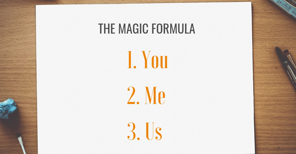 The magic formula