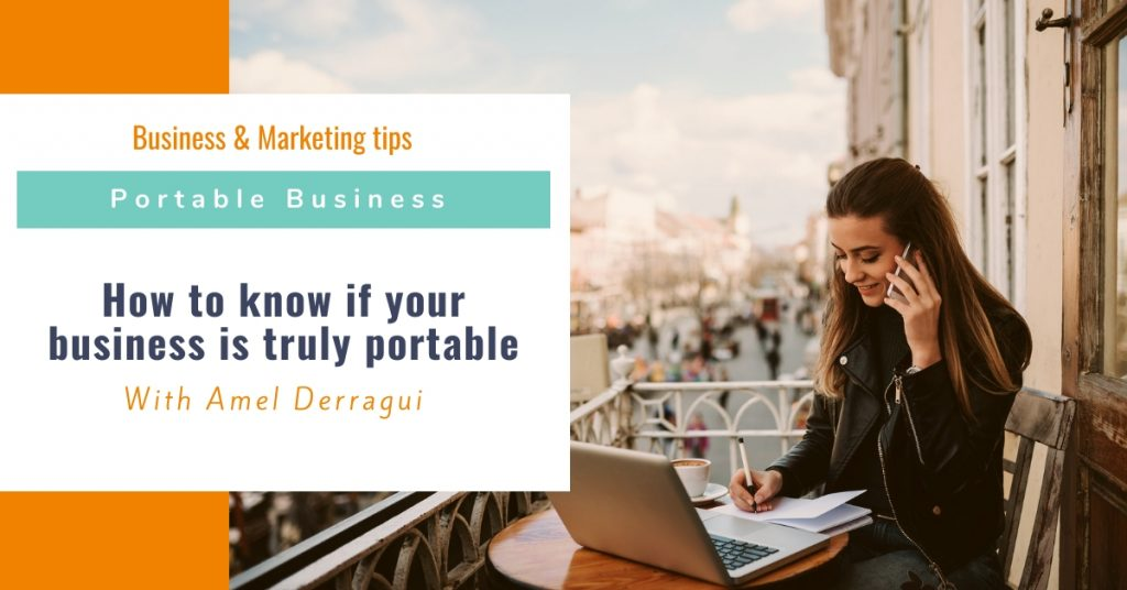 Portable Business