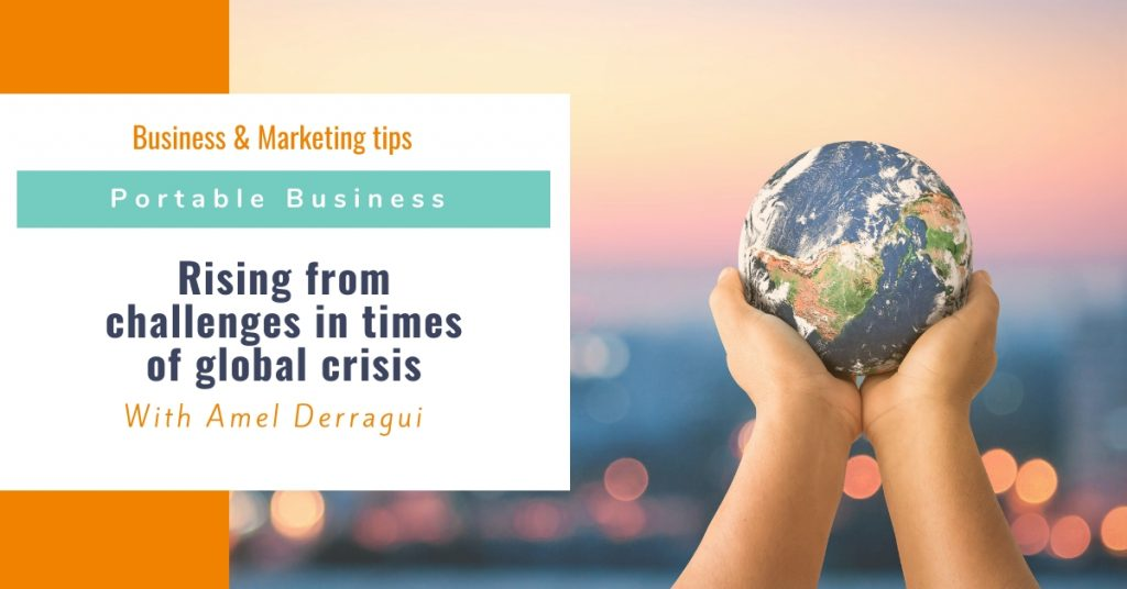 How to rise to the challenges of a global crisis