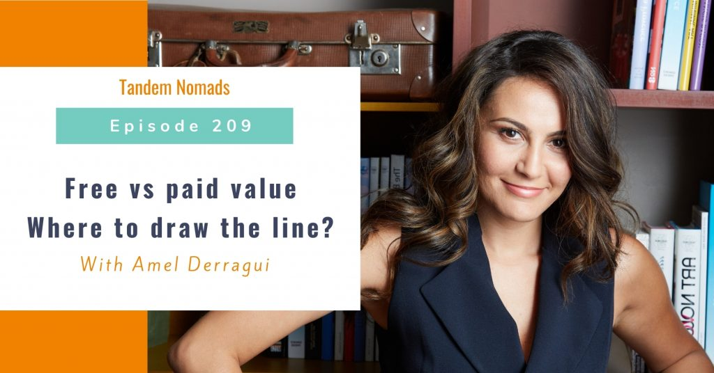 TN209: Free vs paid value Where to draw the line?