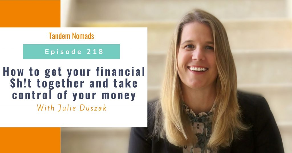 How to get your financial $h!t together and take control of your money