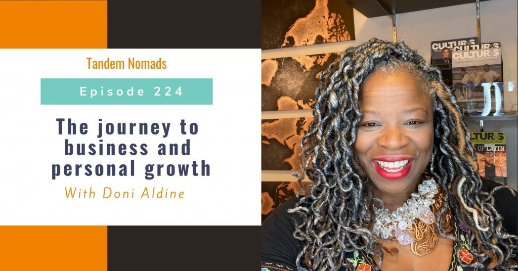 The journey to business and personal growth