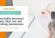 Portable business ideas