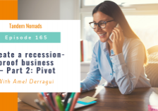 Create a recession-proof business – Part 2: Pivot