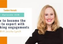 How to become the go-to expert with speaking engagements
