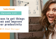 Improve your productivity