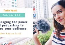 Leveraging the power of podcasting to grow your audience
