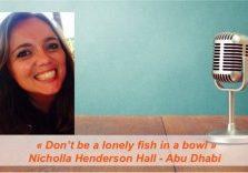 Nicholla Henderson Hall Abu Dhabi