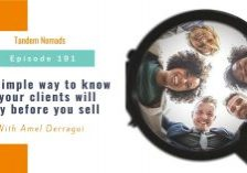 TN191: The simple way to know if your clients will buy before you sell