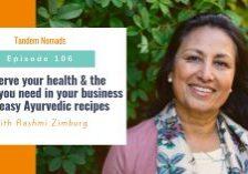 health energy business Ayurvedic recipes