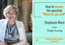 Tandem Nomads Interview with Stephanie Ward