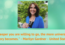TN48 The secrets of a blogger and writer, Part 2 with Marilyn Gardner