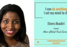 TN81 How to build a product with Ebere Akadiri