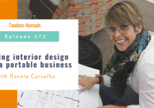 Turning interior design into a portable business – With Renata Carvalho