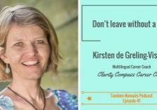 build a career plan tandem nomads podcast kirsten visman